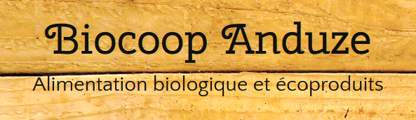 Biocoop anduze alimentation biologique et ecoproduits 1