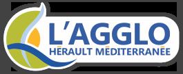 Logo agglo herault mediterranee 1